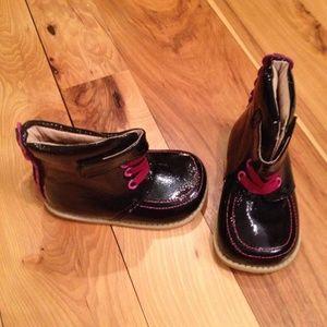 size 5 L&L Roxy boots